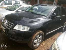 Volkswagen Touareg Original paint,Diesel,accident free