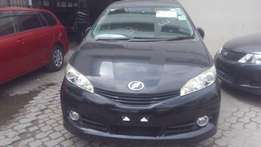 Fully loaded Toyota Wish available for sale