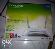 Brand New TP Link 3 g/ 4 g Wireless Router 300 Mbps!