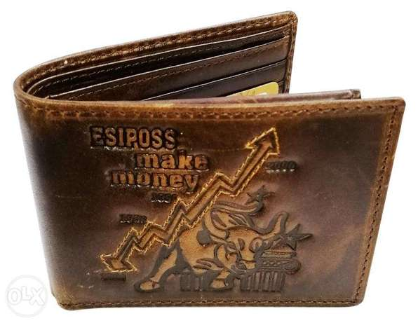 Brand New Esiposs Leather Horizontal Wallet