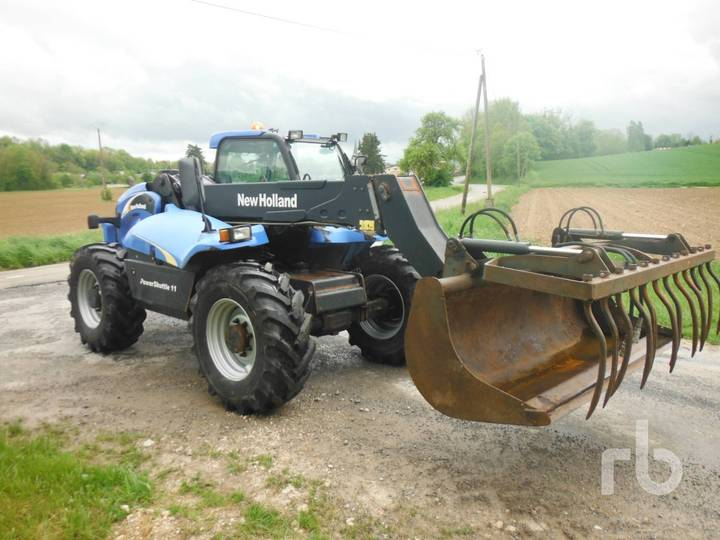 New Holland LM435A 3100 Kg 4x4x4 - 2005