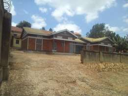 Two bedrooms self-contained house for rent in Mbuya hill