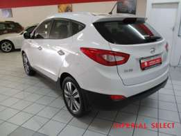 Hyundai IX35 2,0 Executive