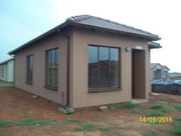 Affordable house for sale at soshanguve