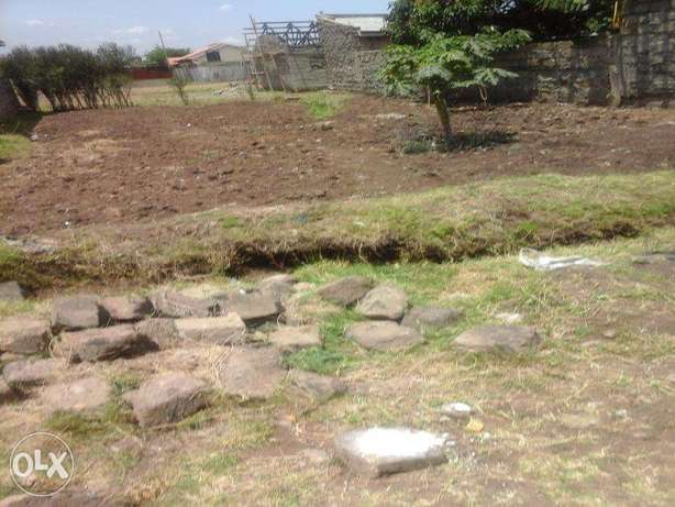 40 by 80 plot at Mwihoko Phase 2 Githurai - image 1