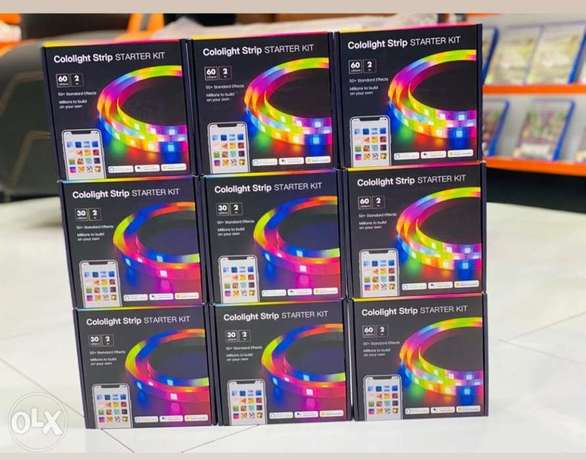 Cololight strips availabile now