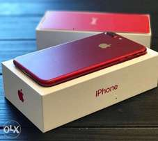 IPhone 7plus product red 128Gb