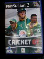 Ps2 CRICKET game R199