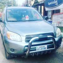 Fairly used Toyota Rav4 2008 model very neat and sound