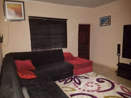 Serviced and furnished apartment