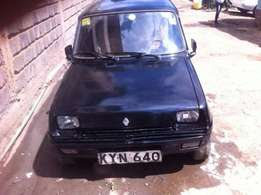 Renault 5 LHD vintage buy and drive
