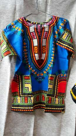 Dashiki Shirts City Square - image 1