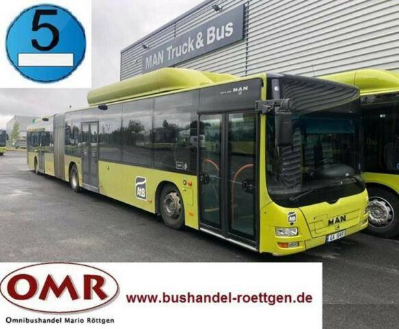 MAN A 40 Lion`s City GL / NG 313 CNG / O 530 G / 7x - 2012