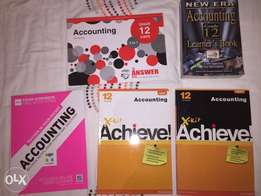 Grade 12 Accounting Books