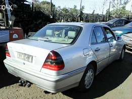 Merc Benz C280 - Stripping for Spares