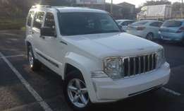 2010 Jeep Cherokee Sport 2.8 CRD (Diesel) 4X4 Automatic SUV
