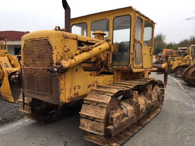 Caterpillar D7F Ripper - 1980