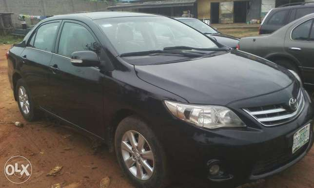 Toyota corola 2010 model first body 4 sale Sagamu - image 8