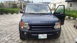 Neatly used Land rover (LR3) for sale