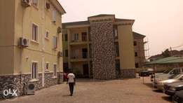 A tastefully finished 3bedroom to let at Jabi