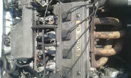 Toyota 1,6 injection cylinder head