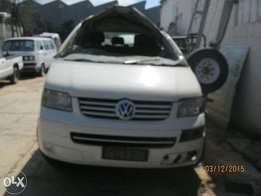 VW128 Caravelle 2007 AXB Engine Stripping 4 Spares