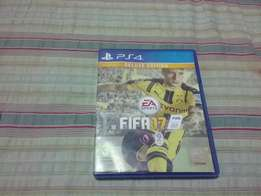 Fifa17 on ps4