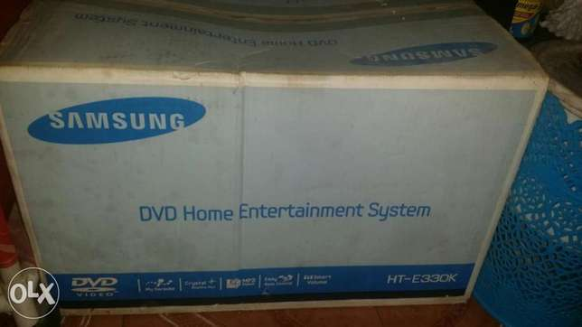 Samsung Home Theatre HT-E330k (Unopened) Festac Town - image 1