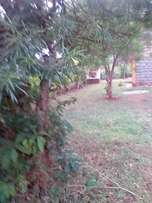 Two bedrooms hse one acre fertile land 3.5m.