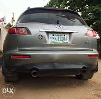 Neatly used 2007 Infiniti FX35 with good usage history