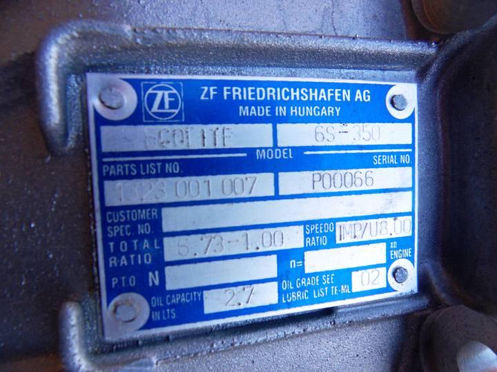 ZF Iveco Eco - Lite 6S - 350 - image 4