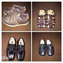 Solid boys shoes for sale