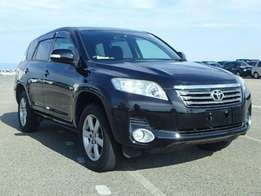 2010 Foreign Used Toyota, Vanguard Petrol for sale - KSh 2,350,000/-