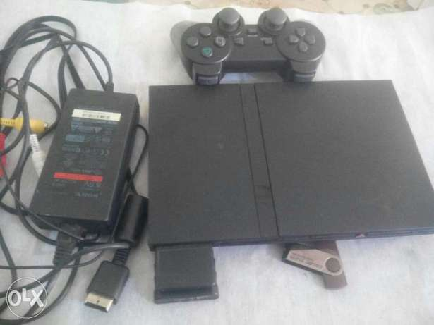 Ps 2 game with wireless pad for sale on Osogbo - image 1
