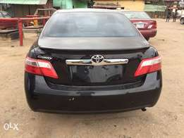Tokunbo Toyota 2008/09 Camry With Low Mileage