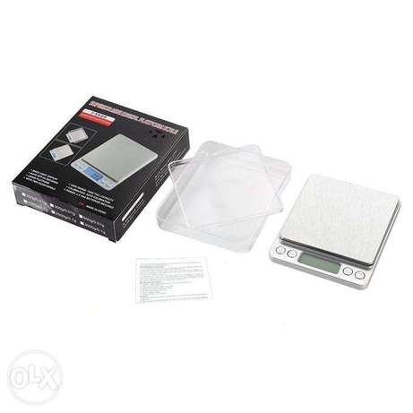 Digital Pocket Scale LCD Electronic Jewelry Herb Balance Weight
