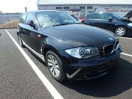 116i BMW, Hire purchase accepted