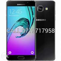 Samsung A3, 16GB rom, 2GB ram, 13MP camera, 4G net