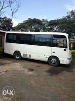 20-25 Seater mini bus coach for hire