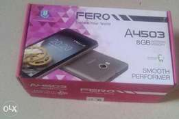 Brand new Fero phone