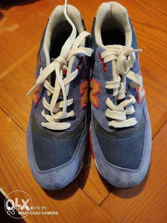 """size : 44 """" NEW BALANCE shoes : """" Made in US 998 BringBack"""