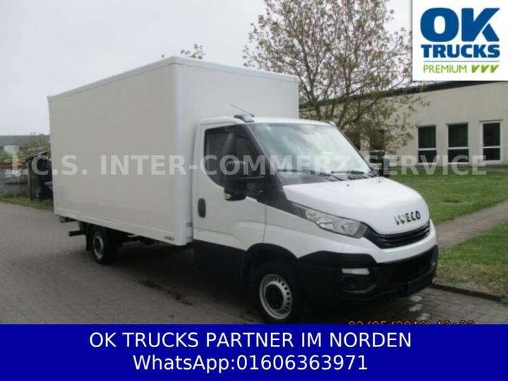 Iveco Daily 35S16 Koffer LBW KLIMA TOP RATE 475- € - 2017