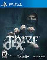 Thief - Ps4 game. Trade in accepted