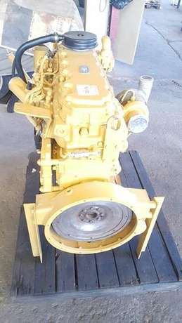 CAT 3126B industrial engine. 1 x Engine full overhauled and Dyno tes Alberton - image 2
