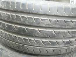 the tyres is 255/50/19