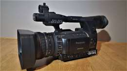 Sony HDR-FX1E with Rode Video Mic