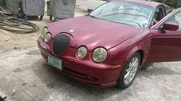 Jaguar S-Type (2002)