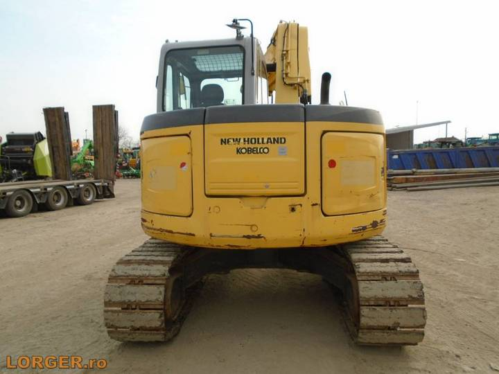 New Holland E 70 B Sr - 2008 - image 5