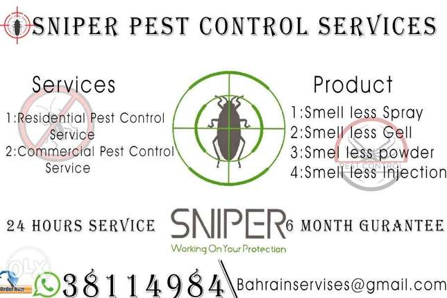 Pest control services Specialiset Bed Bugs | Cockroaches & Rat