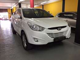 2011 Hyundai IX35 2.0 GL Premium with 165,000kms